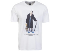 'Grandmother' T-Shirt weiß