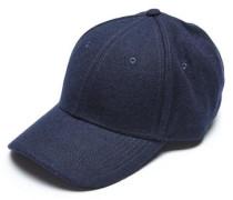 Woll-Cap navy