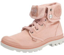 Baggy Stiefeletten pink