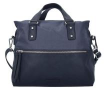 Shopper Tasche 34 cm blau