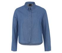 Jeanshemd 'SFDagmar' blau