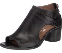 Sandaletten 'Van' schwarz