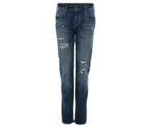 Jeans 'rocco Destroyed' blue denim