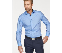 Businesshemd 'Luxor modern fit' hellblau