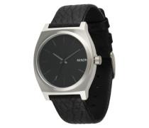 Armbanduhr 'Time Teller' silbergrau / schwarz