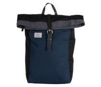 Rucksack 'Silas' blau / grau / schwarz