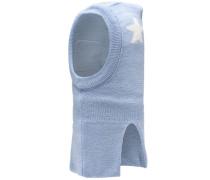 Schlupfmütze Nitflash blau
