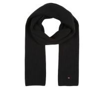 Schal aus Kaschmir-Mix schwarz