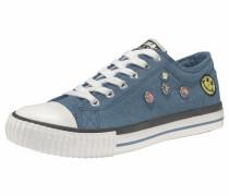 Sneaker 'Master Lo' blue denim
