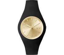ice-watch Quarzuhr »Ice chic - Black Gold Ice.cc.bgd.u.s.15« schwarz