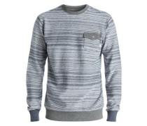 Sweatshirt 'Carson Threes' grau