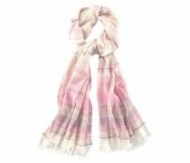 Modeschal rosé