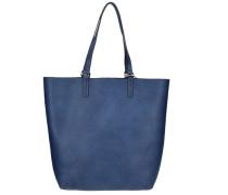 Felicia Shopper Tasche 31 cm blau / marine