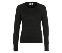 Pullover 'passion OR Nothing' schwarz