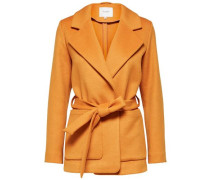 Wolljacke orange