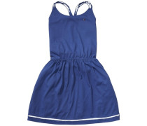 Dress »Annelise Knit Dress Slvls« blau