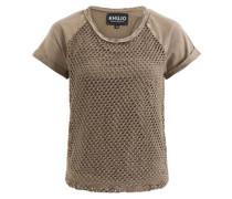Shirt 'levida' braun