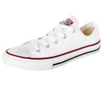 Chuck Taylor All Star OX Sneaker Kinder rot / schwarz / weiß