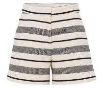Hose Bouclé Shorts (Ss17) beige / grau