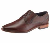 Business Schuhe dunkelbraun