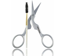 'Brow Shaping Scissors & Brush' Augenbrauen-Set