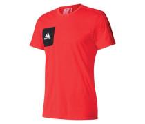 T-Shirt 'Tiro 17 Ay2964' rot