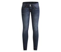 'Mora' Slim-fit-Jeans blau