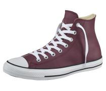 CONVERSE Converse All Star CTAS Seasonal Leather Sneaker lila