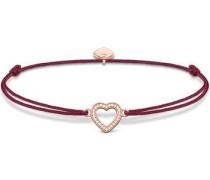 Armband 'Little Secret 'Herz' LS040-898-10-L20v'