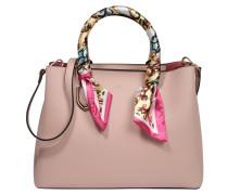 Taschen 'Tweedia' rosé / mischfarben