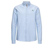 Hemd 'und' hellblau
