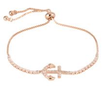 Armband 'Keeper' rosegold
