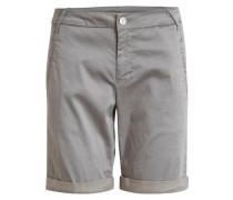 Schlichte Shorts 'vichino Shorts' grau