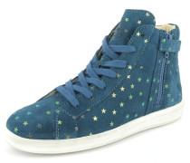Sneaker Hatila Leder blau