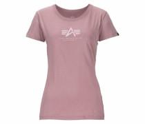 T-Shirt »Basic T Wmn« pink