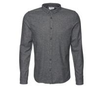 Hemd 'mouline shirt' grau