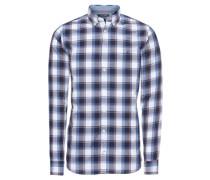 Hemd 'slim Poplin Check Shirt'