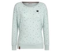 Female Sweatshirt 'Patty bestell ma Iii' mint