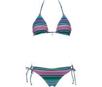 Bikini grün / mischfarben