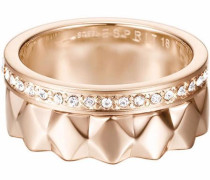 Ring-Set »-Jw52891 Rose Esse11041C« (Set 2 tlg.) rosegold