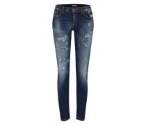 Jeans 'kara' blau