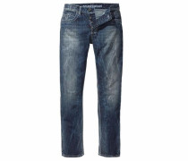 Straight-Jeans »Carlos« blue denim