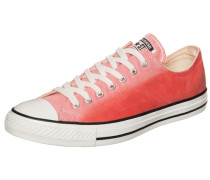 Chuck Taylor All Star OX Sneaker lachs / pink / rosa / melone