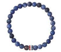 Armband mit Sodalith-Kugeln »Men's Casual 2700676L« blau