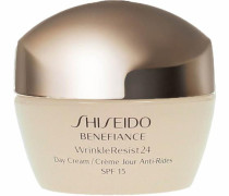 'Benefiance WrinkleResist 24 Day Cream' Gesichtscreme silber