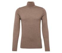 Rollkragen-Pullover aus Feinstrick 'Joey' brokat