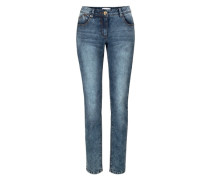 5-Pocket-Jeans blau / blue denim