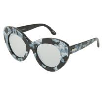Sonnenbrille 'Go Go Go' grau