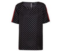 T-Shirt 'Ruby' schwarz