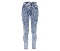 Skinny Jeans '1981' blue denim